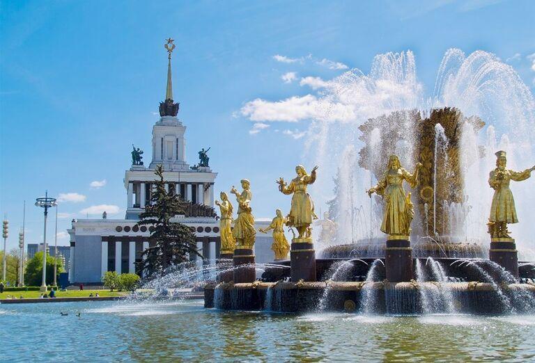 Atrakcie Moskva - ruský klenot
