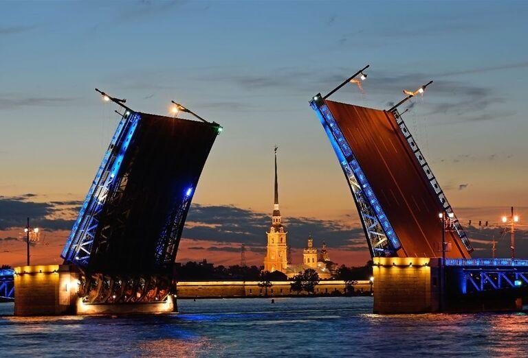 Atrakcie Zámky Petrohradu