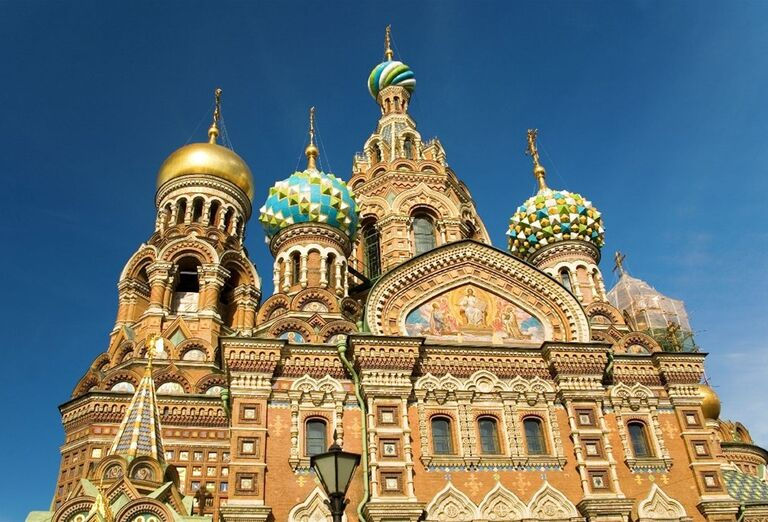 Zámky Petrohradu, poznávací zájazd