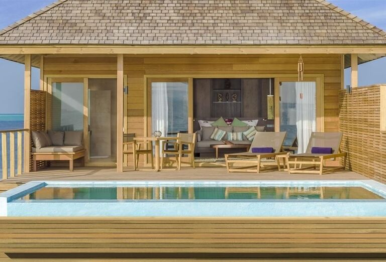 Súkromné ubytovanie v rezorte Hurawalhi Island Resort Maldives