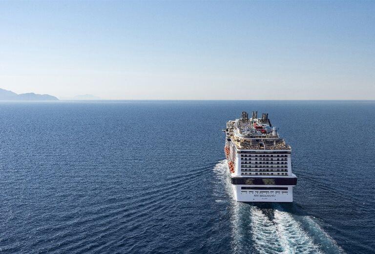 Výletná Loď MSC Bellissima - Skvosty Emirátov a Omán - loď