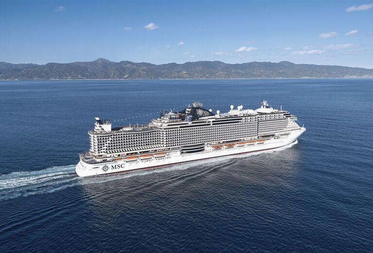 Výletná Loď MSC Seaside - Západný Karibik