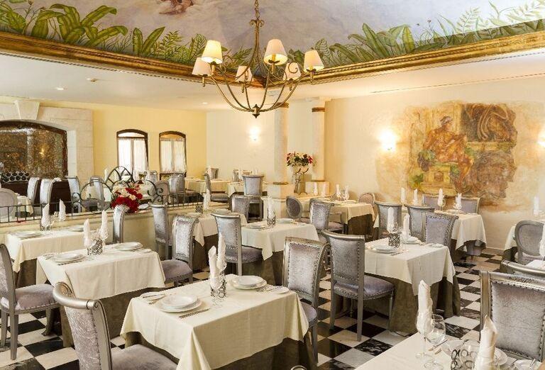 Hotel Sandos Playacar Beach Resort - reštaurácia