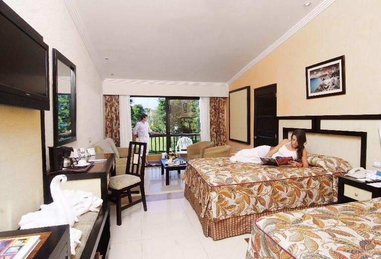 Hotel Sandos Playacar Beach Resort - Hotelová izba