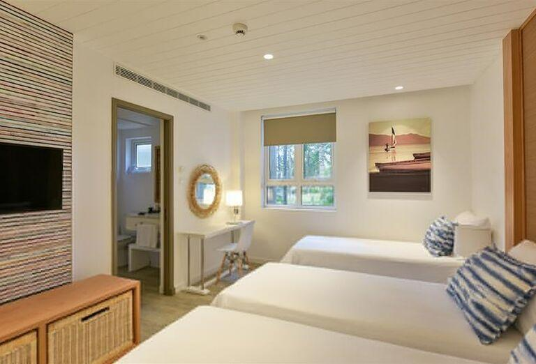 Izba hotela Canonnier Beachcomber Golf Resort & Spa