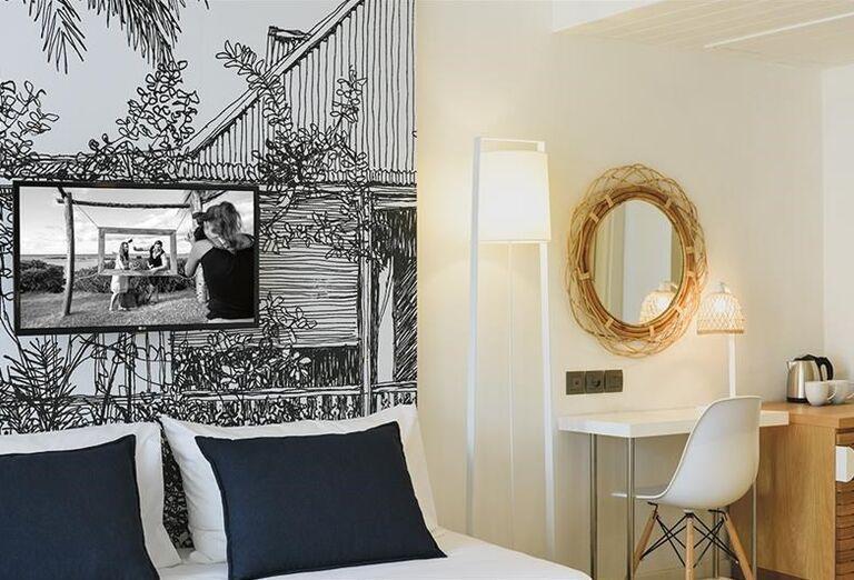 Izba v hoteli Canonnier Beachcomber Golf Resort & Spa