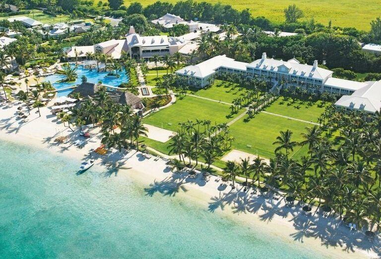 Hotel Sugar Beach - A Sun Resort Mauritius - Pohľad na okolie