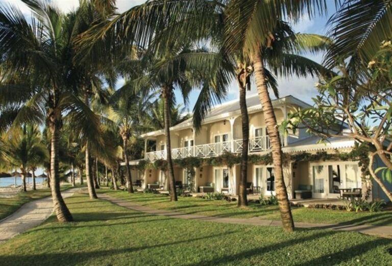 Hotel Sugar Beach - A Sun Resort Mauritius - Areál hotela