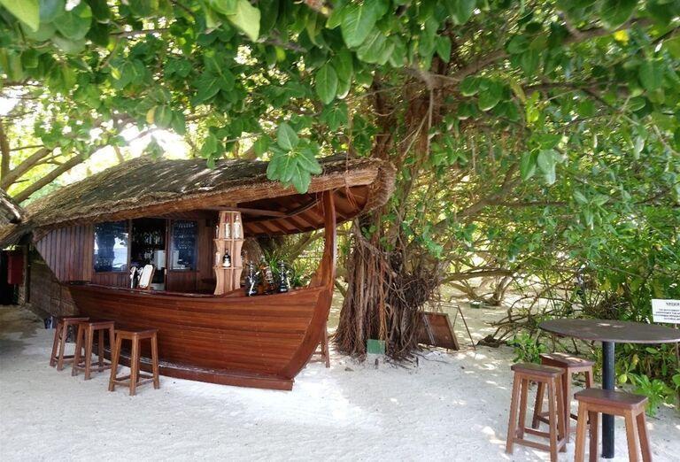 Bar hotela Adaaran Prestige Vadoo