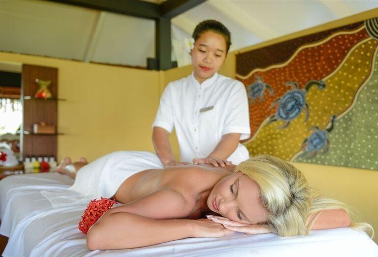 Masáž hotela hotela Adaaran Prestige Vadoo