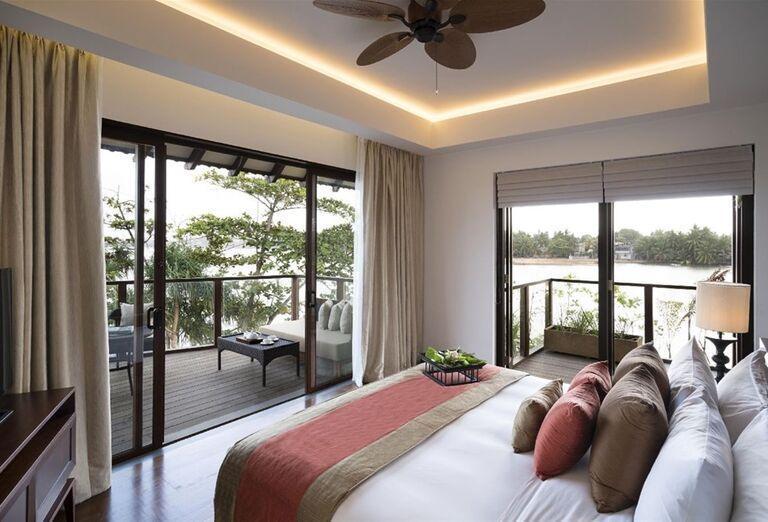 Dvojlôžková izba s terasou