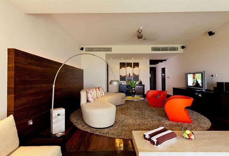 Ubytovanie v hoteli The Fortress Resort & Spa