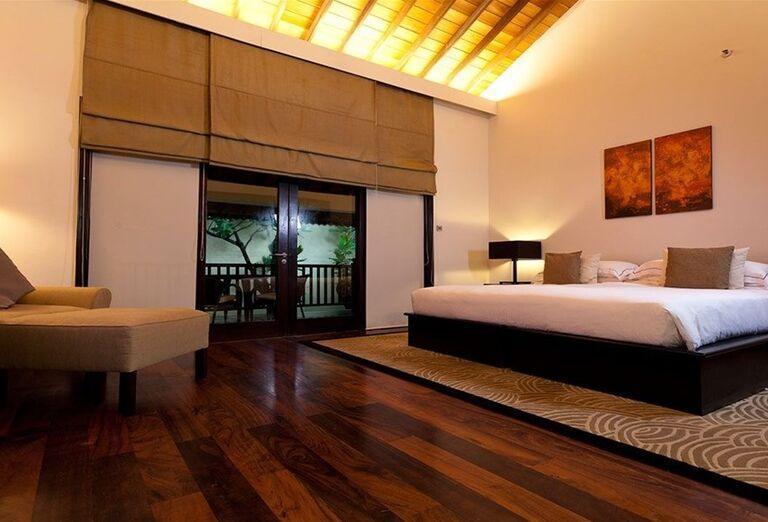 Izba v hoteli The Fortress Resort & Spa