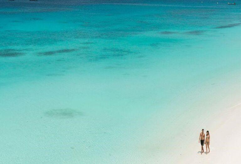 Hotel RIU Palace Zanzibar - Piesočnatá pláž