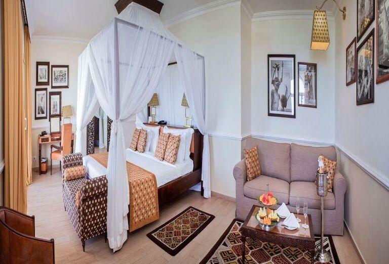 Izba v hoteli RIU Palace Zanzibar