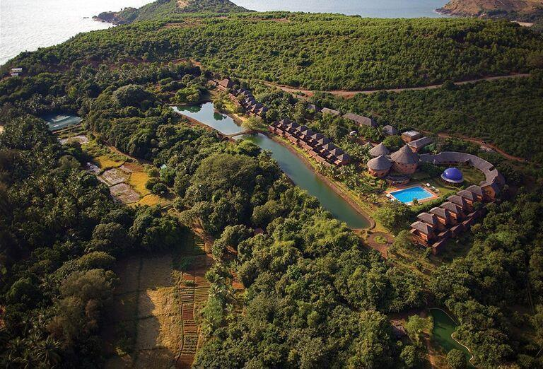 Hotel SwaSwara Resort - Areál hotela