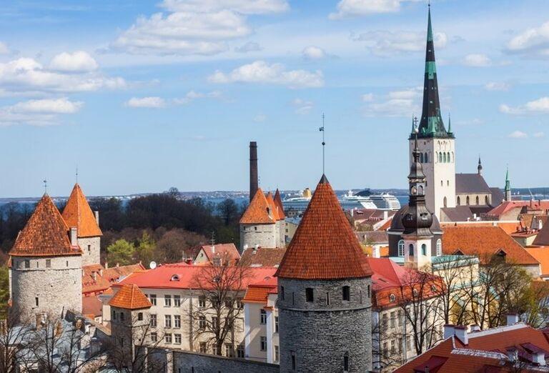 Hradby Tallinnu