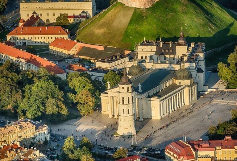 Vilnius - Staré mesto