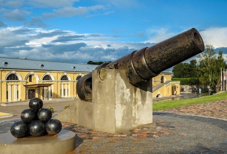 Daugavpilská pevnosť