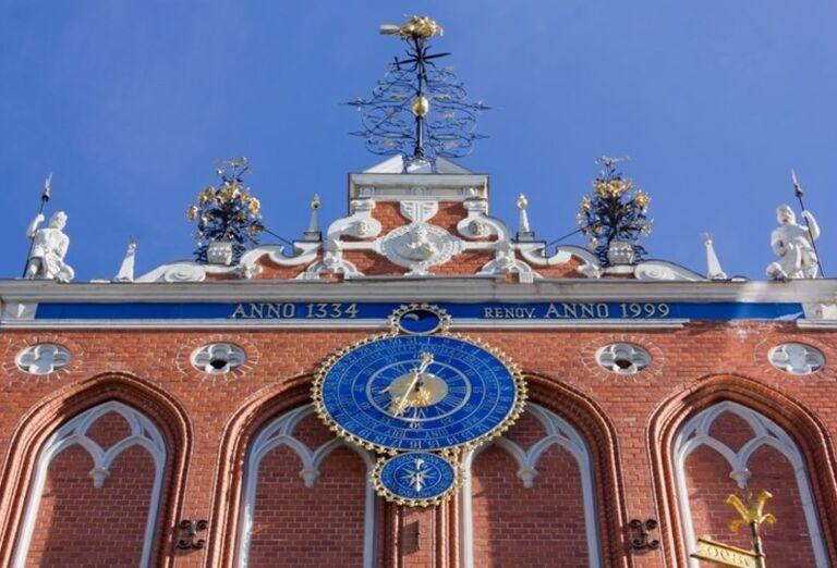 Riga- pamiatky