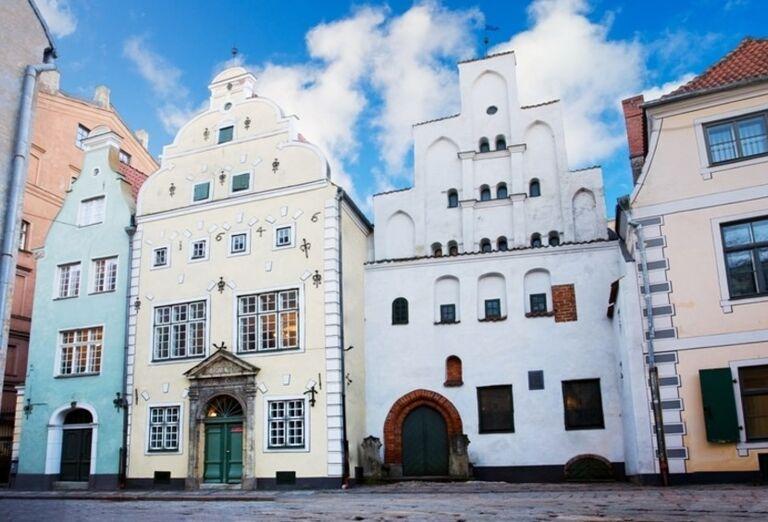 Riga- ulice