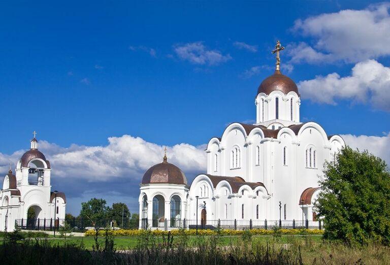 Riga - kostol