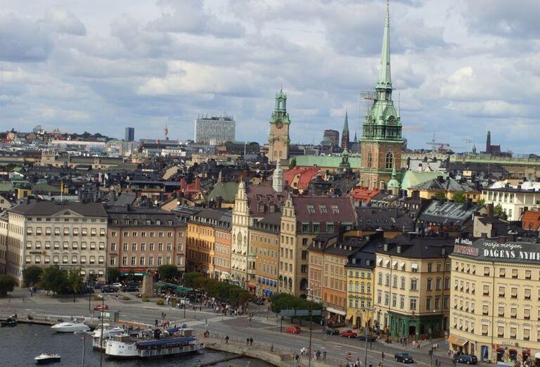 Staré mestov Štokholme