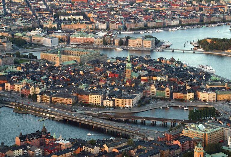 Staré mesto Štokholm