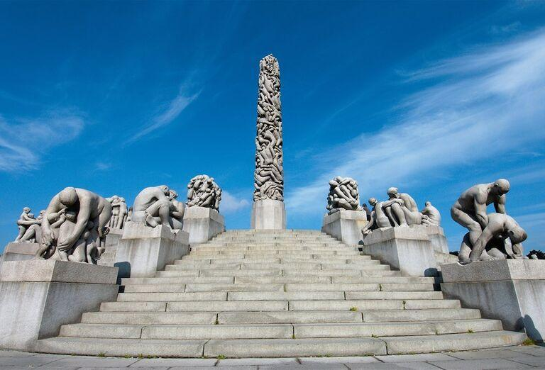 Vigelandov park