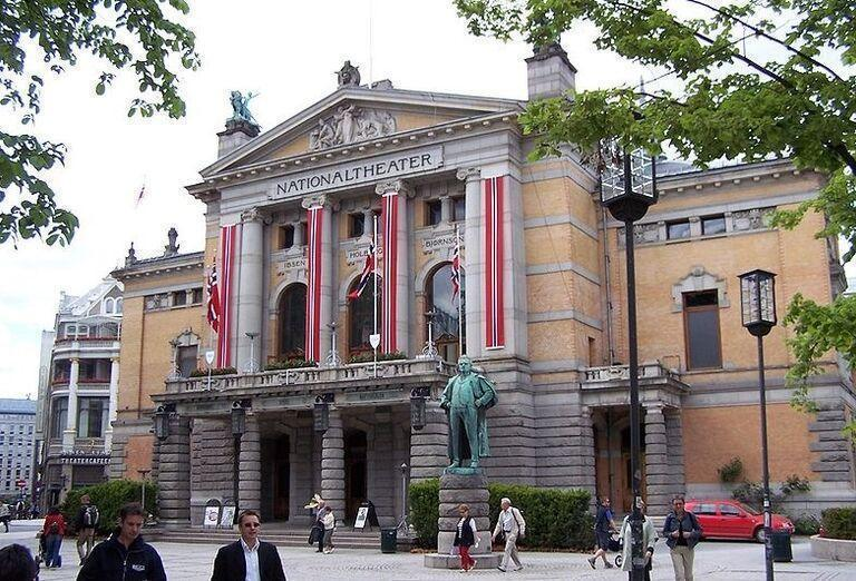 Národné divadlo-Oslo