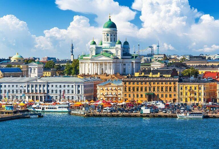 Helsinská katedrála Tuomiokirkko