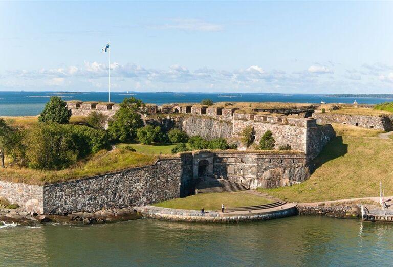Morská pevnosť Suomenlinna