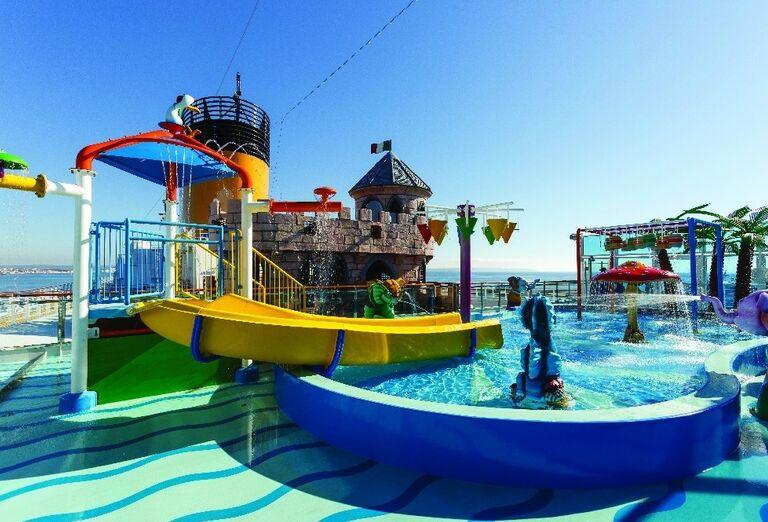 Výletná Loď Costa Diadema - Západné Stredomorie - detské atrakcie