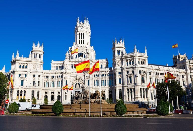 Cibeles, Madrid, poznávací zájazd, Španielsko