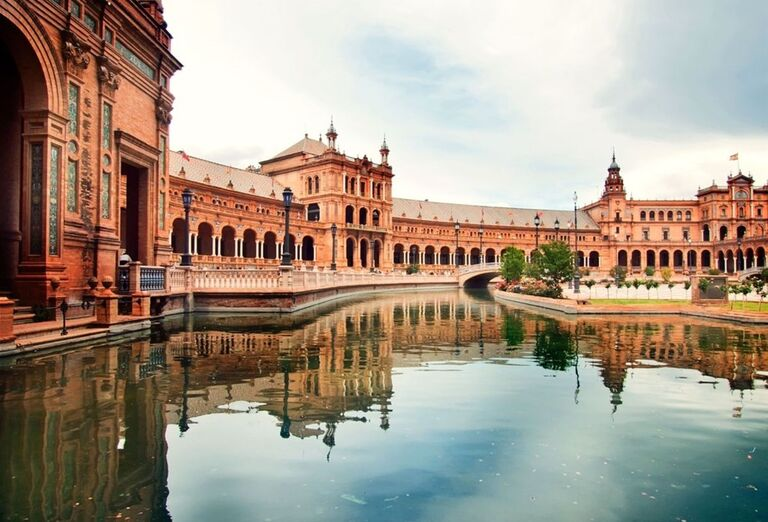 Sevilla, poznávací zájazd, španielsko