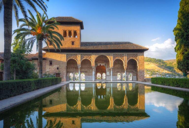 Alhambra, poznávací zájazd, Španielsko