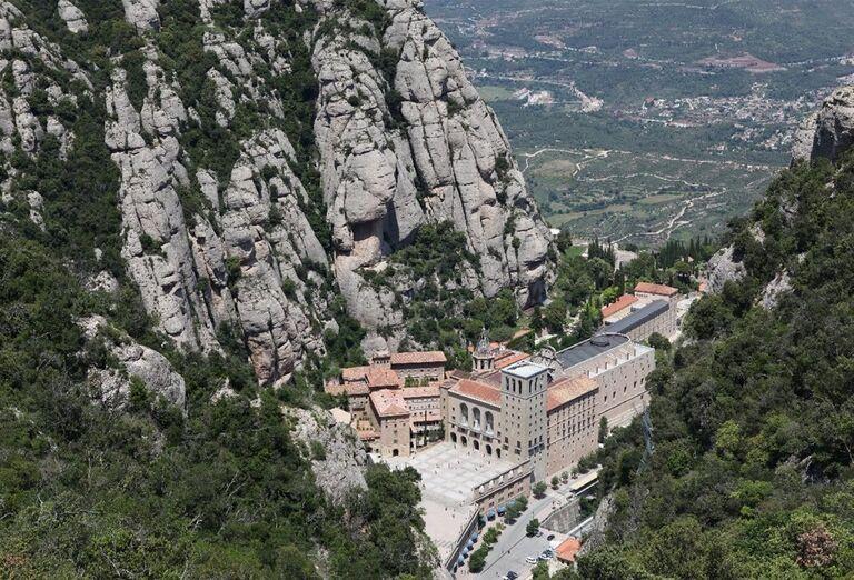 Horský kláštor Montserrat