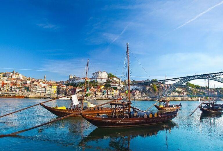 Lode v Porte, Porto za víkend, poznávací zájazd, Portugalsko