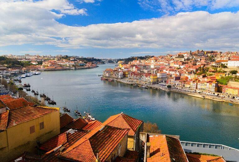 Porto - Mesto portského vína, poznávací zájazd