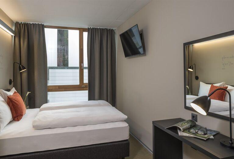 Rodinná izba v hoteli Franz Ferdinand,  Nassfeld-Tröpolach