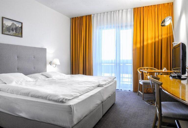 Ubytovanie v hoteli Patria