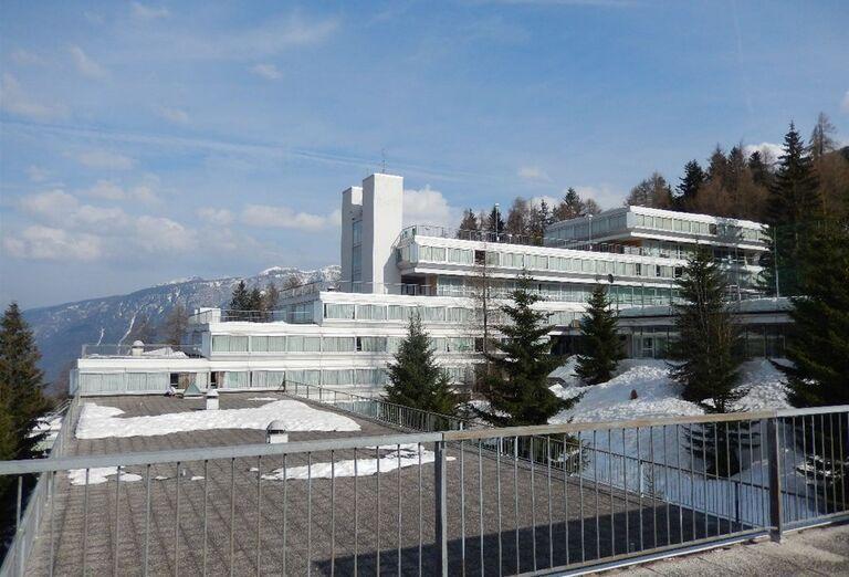 Hotel Solaria - Pohľad na okolie