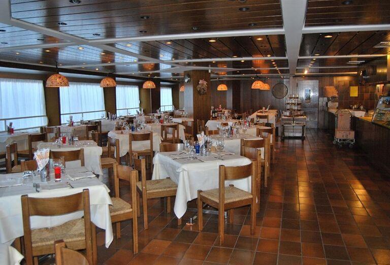 Hotel Solaria - reštaurácia