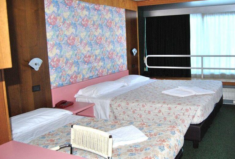 Hotel Solaria - Dvojlôžková izba