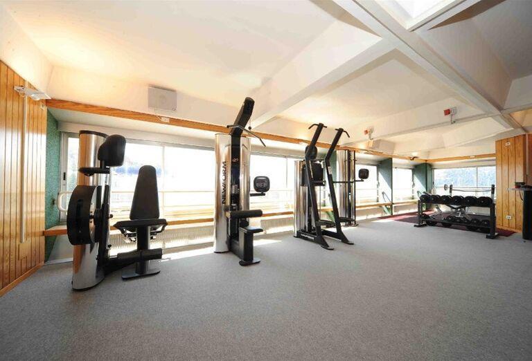Hotel Solaria - fitness