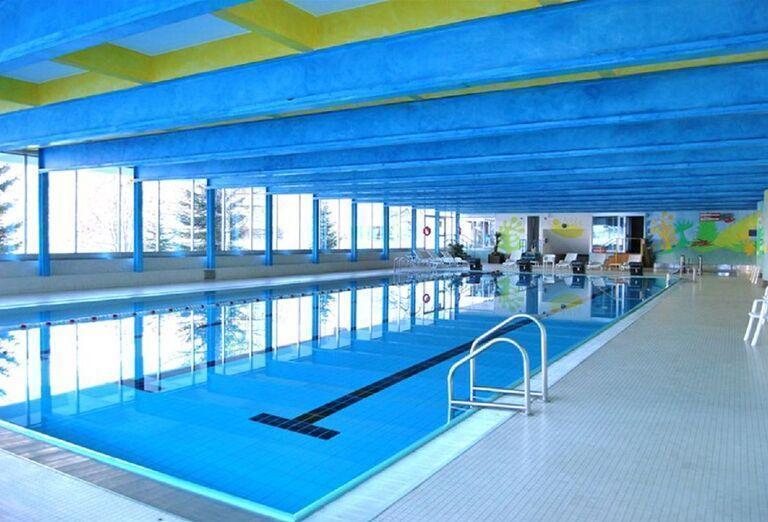 Hotel Solaria - hotelový bazén