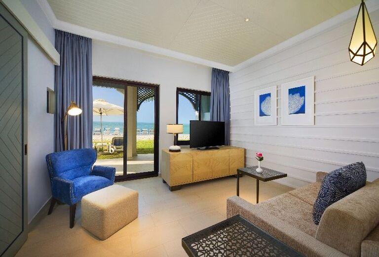 Ubytovanie v rezorte Hilton Resort & Spa Ras Al Khaimah