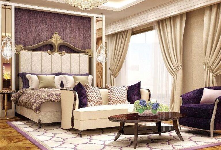 Ubytovanie v hoteli Rixos Saadiyat Island Abu Dhabi