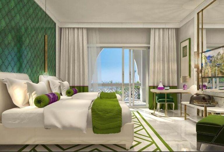 Izba hotela Rixos Saadiyat Island Abu Dhabi