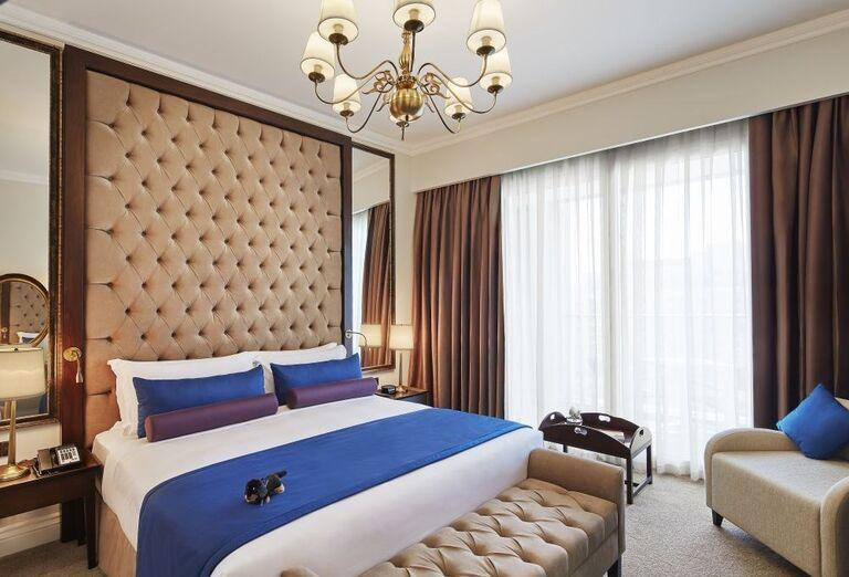 Komfortná izba v hoteli Dukes Dubai